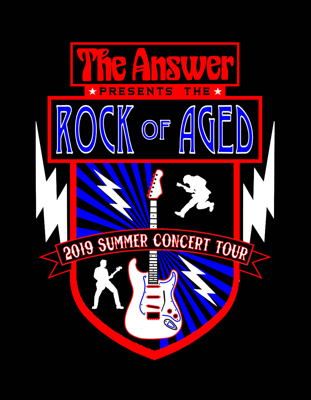 2019 Shows - The Answer to Classic Rock